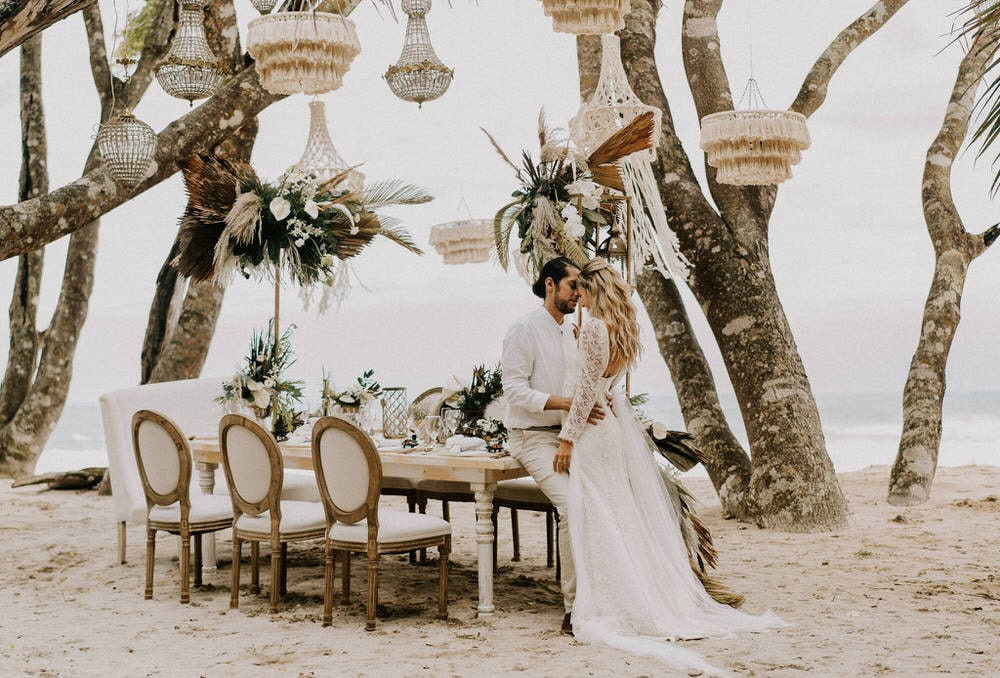 Elopements On The Beach